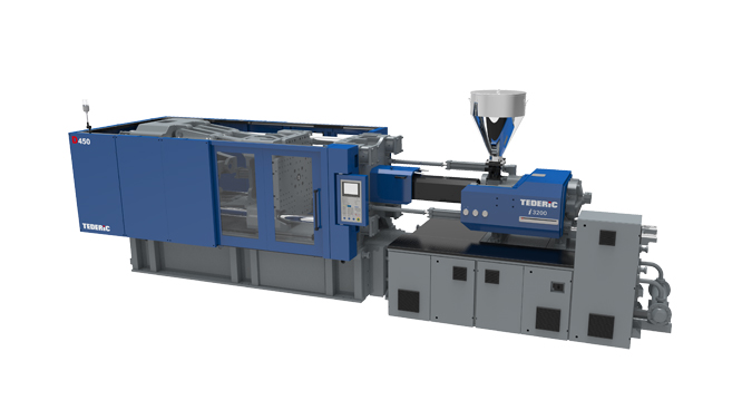 DT-i Servo Energy-saving Injection Molding Machine