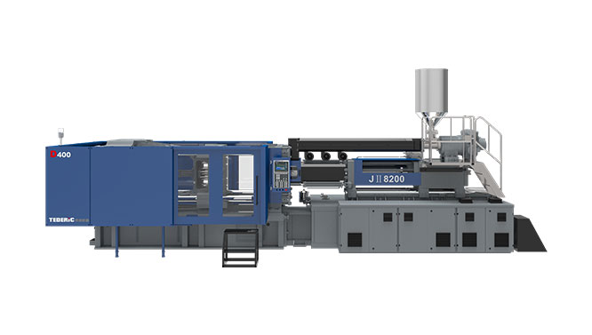 DT-JII Medium High Pressure Dual-stage Injection Molding Machine