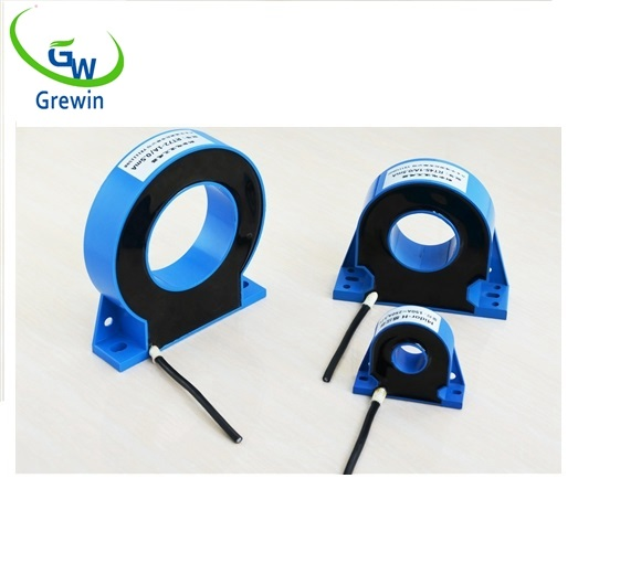 Grewin 50-400 Hz PBT or ABS instrument current transformer for Relay protection device
