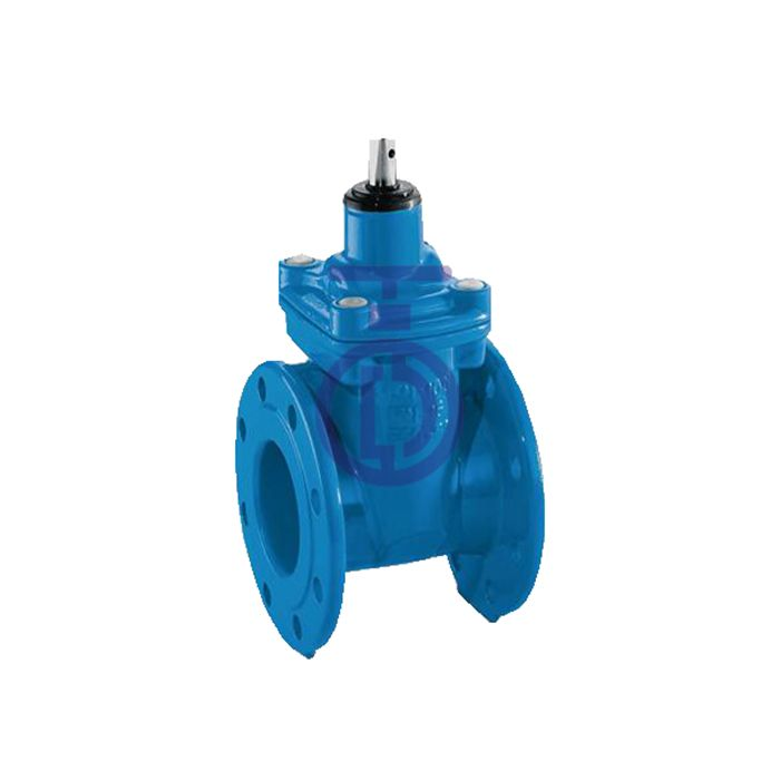 New Style Bare Shaft Gate Valve