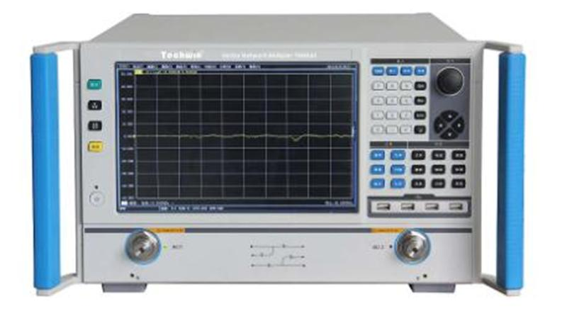 Techwin vector network analyzer TW4650 test tool for Manufacturing wireless device