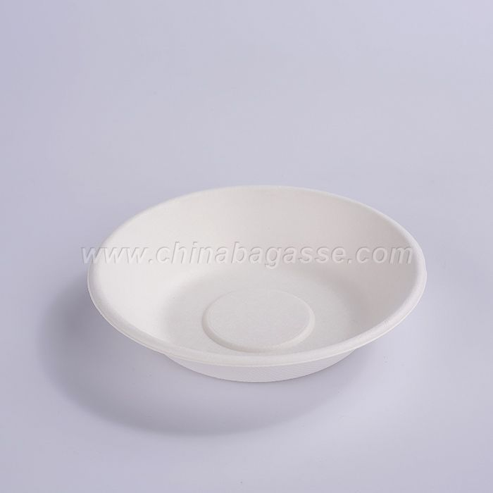 Eco Paper Soup Bowl 7 Inch