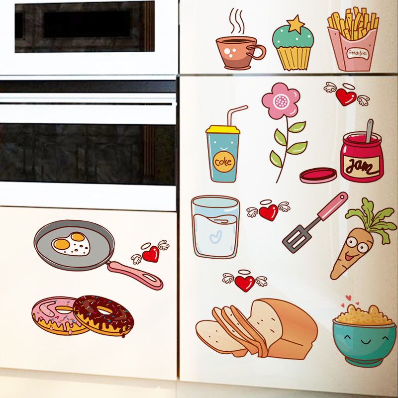 Cute Fridge Sticker Magnet supplier