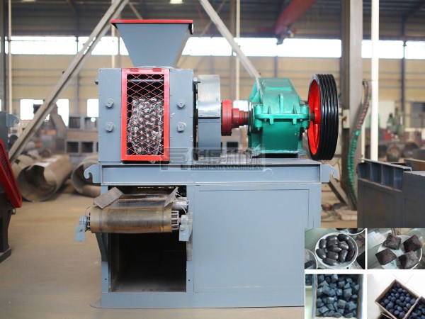 1t/h charcoal briquette machine(86-15978436639)