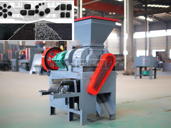 XM290 Briquette Machine