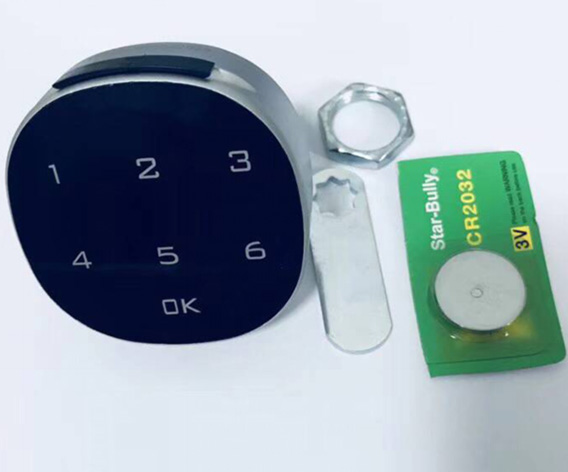Electronic Keypad Code Password Locker Drawer Cabinet Twist Cam Lock