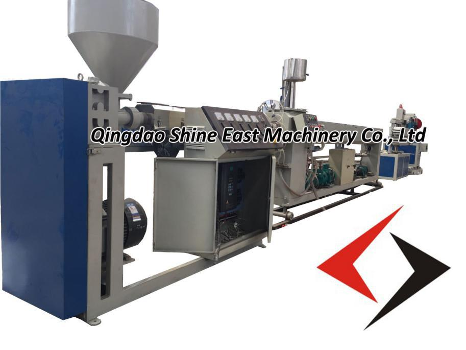 PVC Wire and Cable Coating Extruder Machine