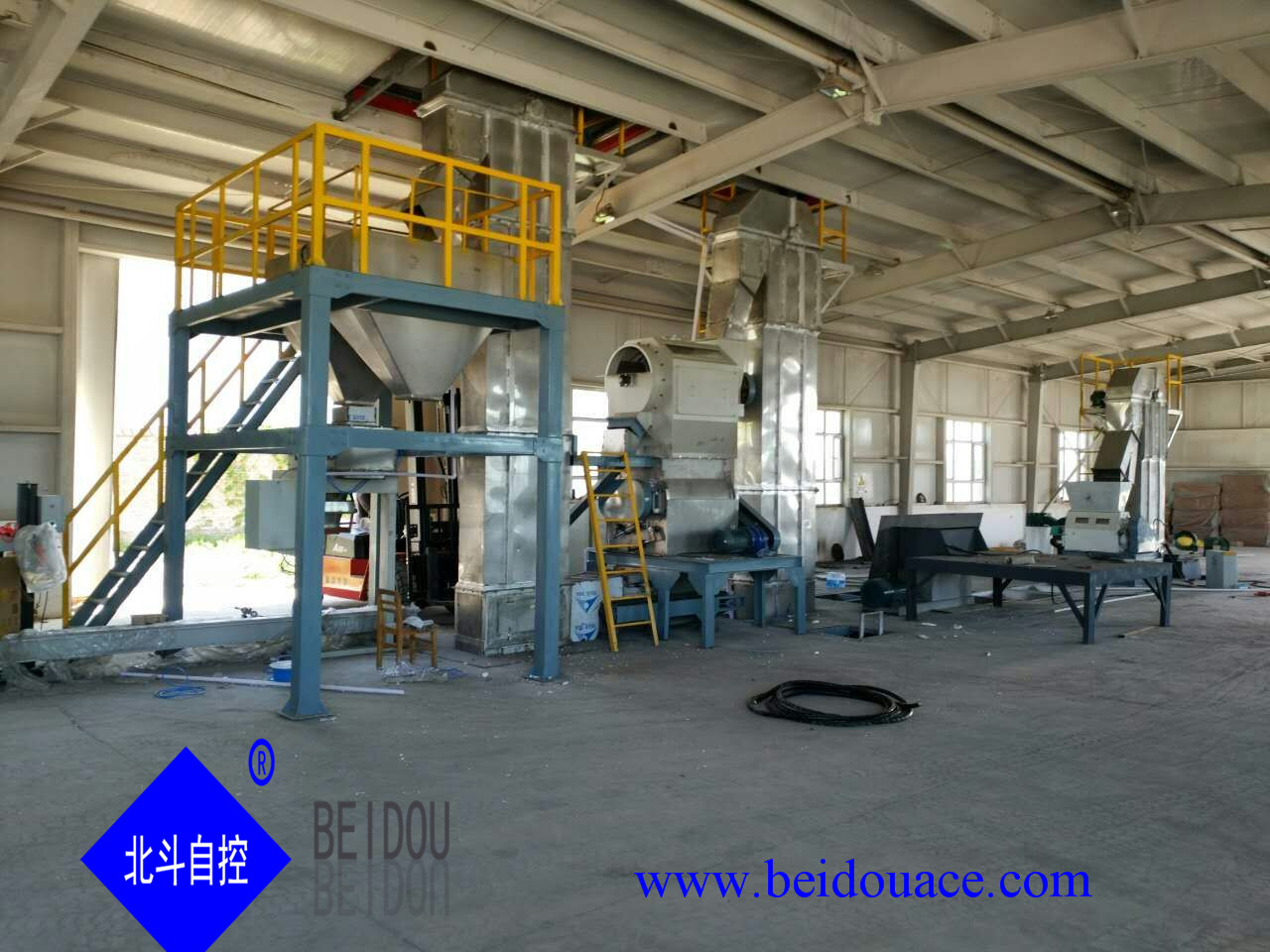 water soluble fertilizer system