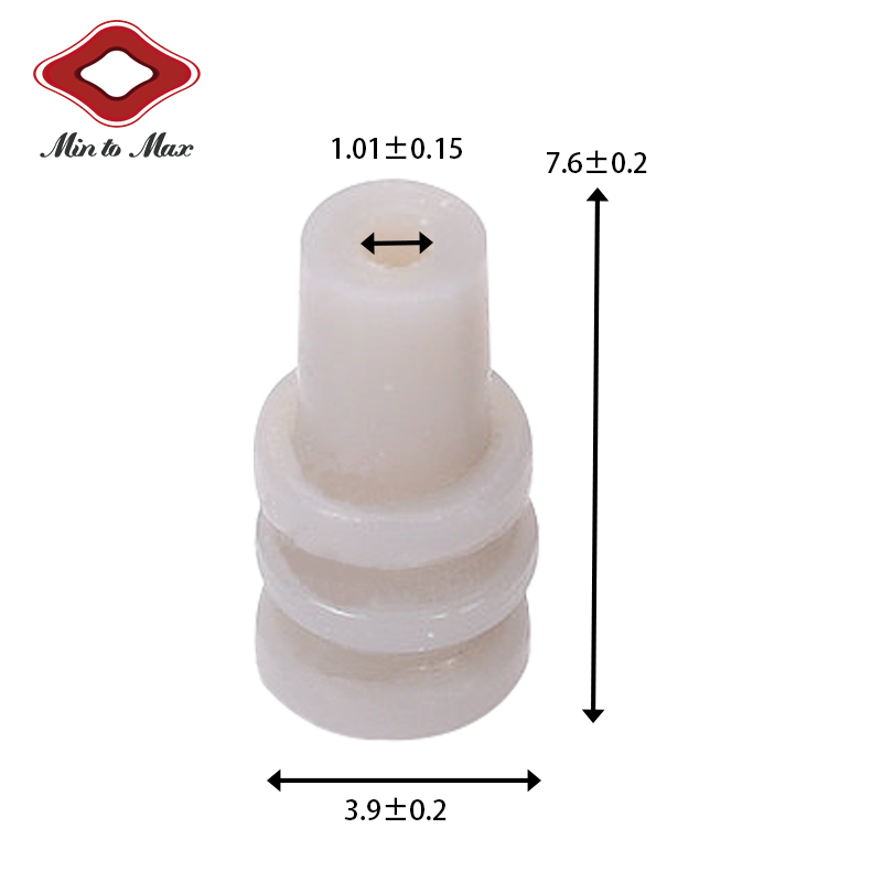 Custom Automobile Silicone Connector Seal