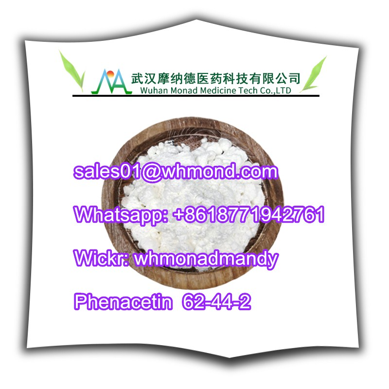 Sell phenacetin,phenacetin powder,fenacetina CAS 62-44-2 supplier