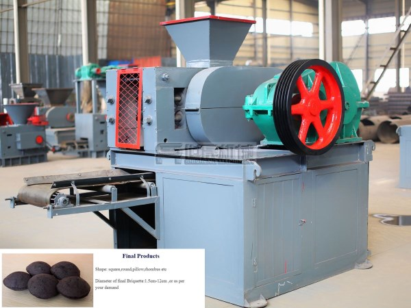 Briquette Forming Machine
