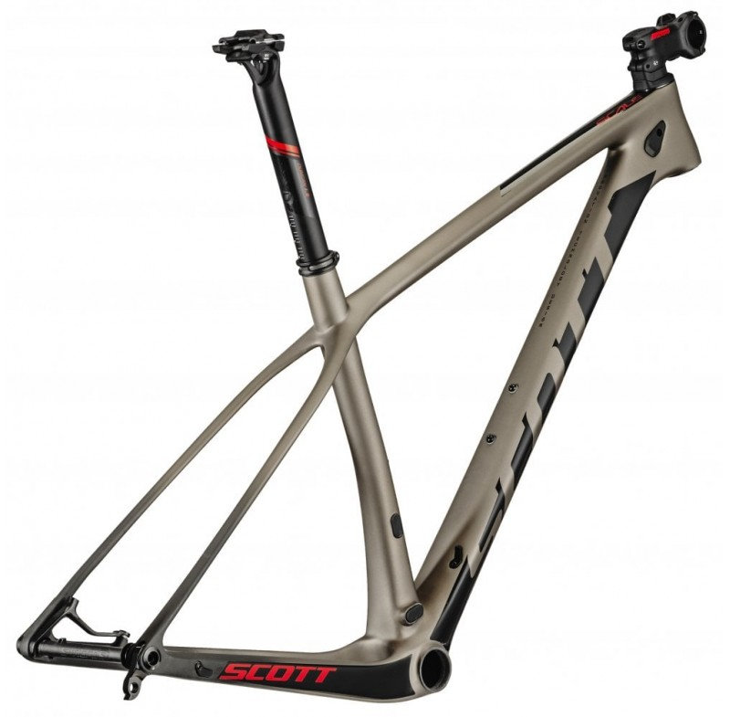 2020年Scott Scale 910 HMF Hardtail山地自行车车架(Fastracycles)
