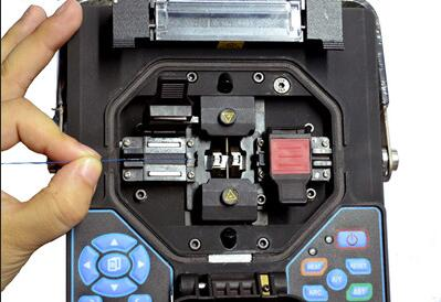 Techwin Fusion Splicer for construction of optical cable maintenance