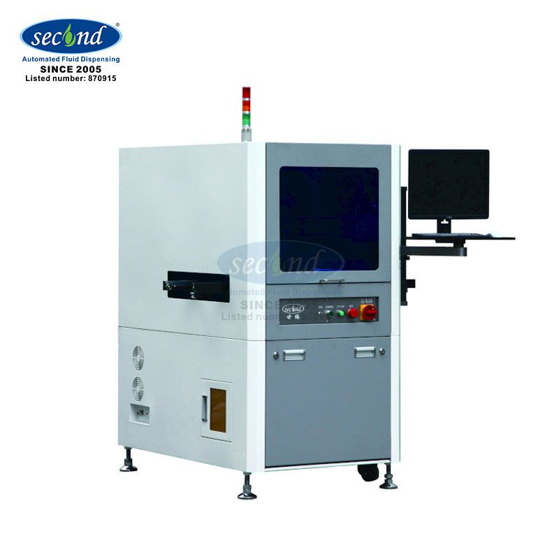 SEC-300DL Wholesale SMT SMD inline freestanding automatic spray dispensers for PCB or PCBA with high speed