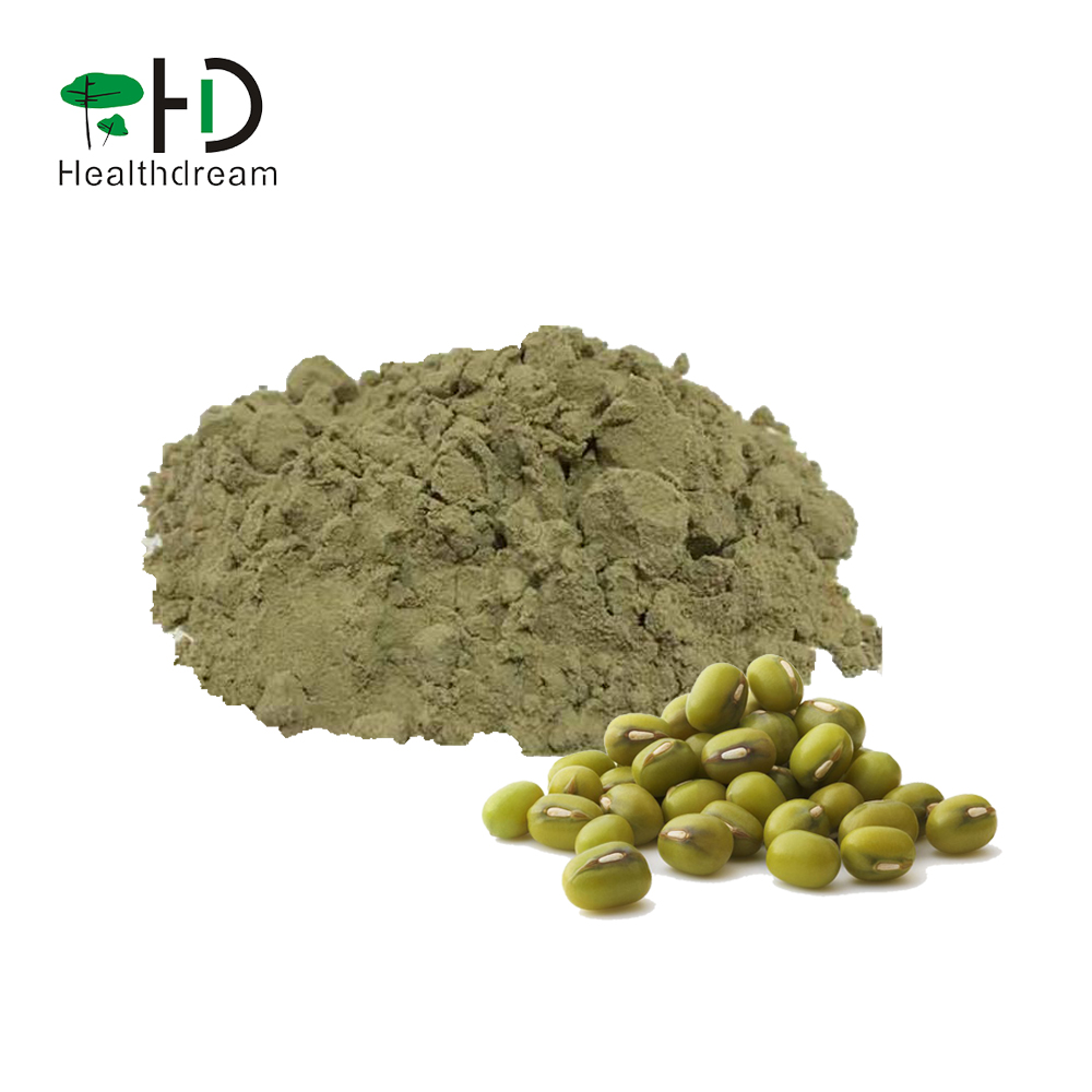 Mung bean protein powder