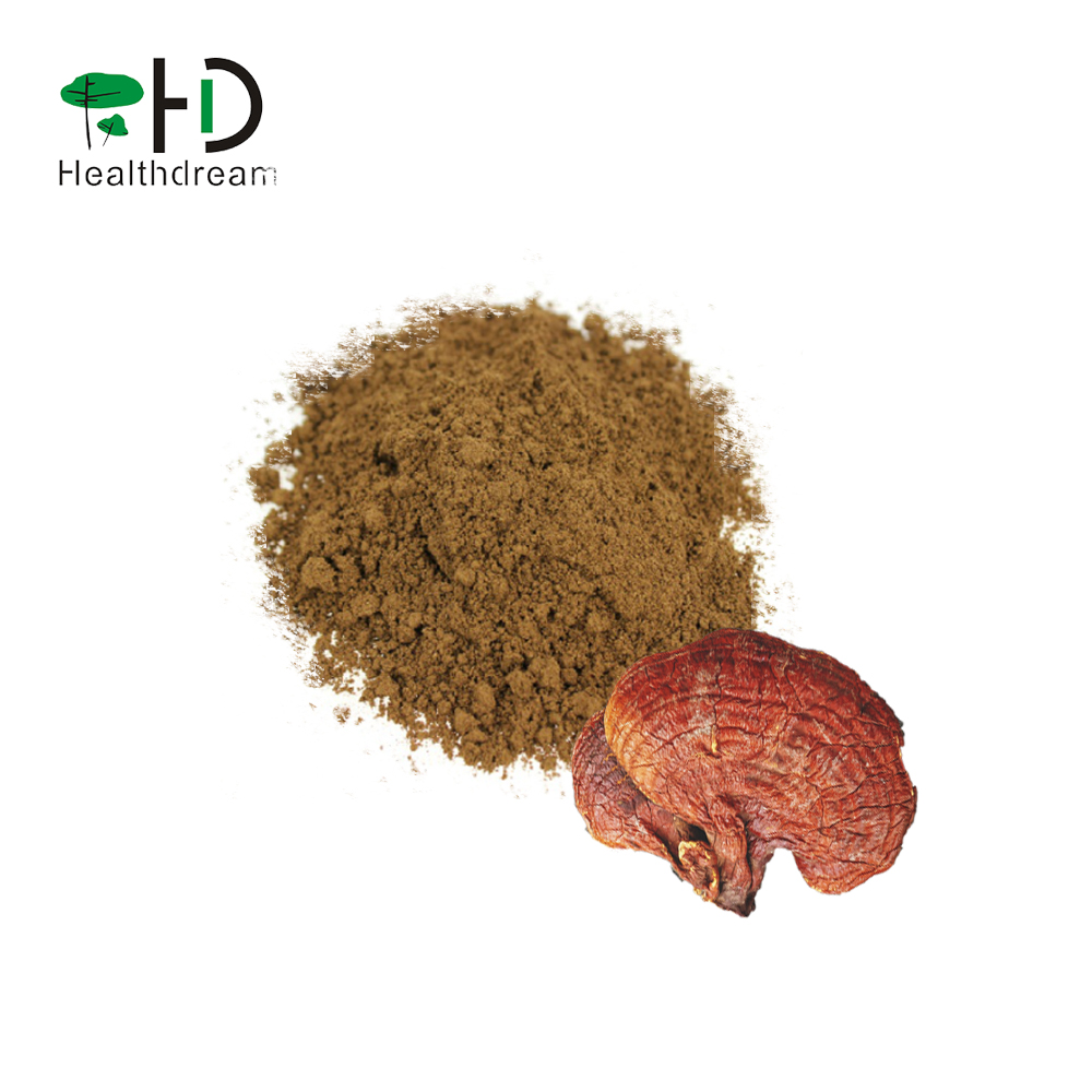 Natural Reishi Mushroom powder,Ganoderma lucidum powder,100MESH Linzhi powder