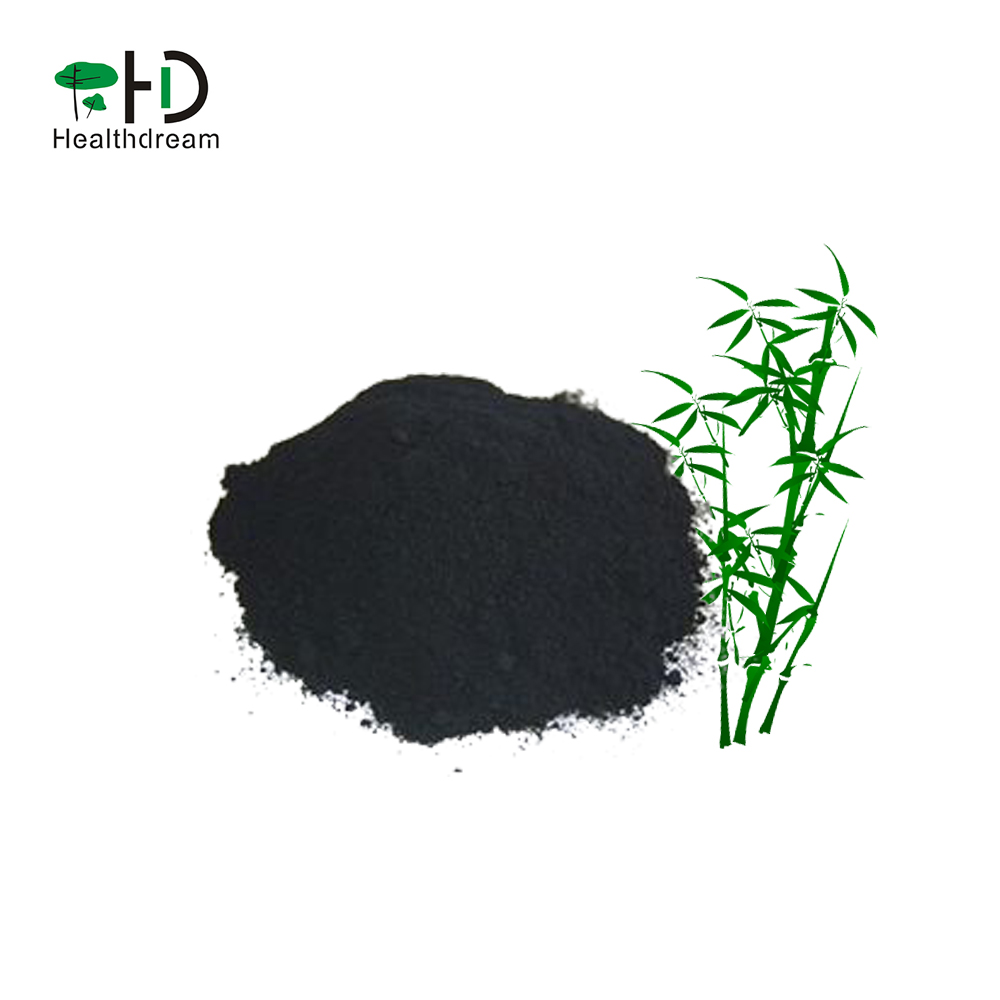 Food grade natural Bamboo Carbon Black, Pure natural pigments,Vegetable carbon black