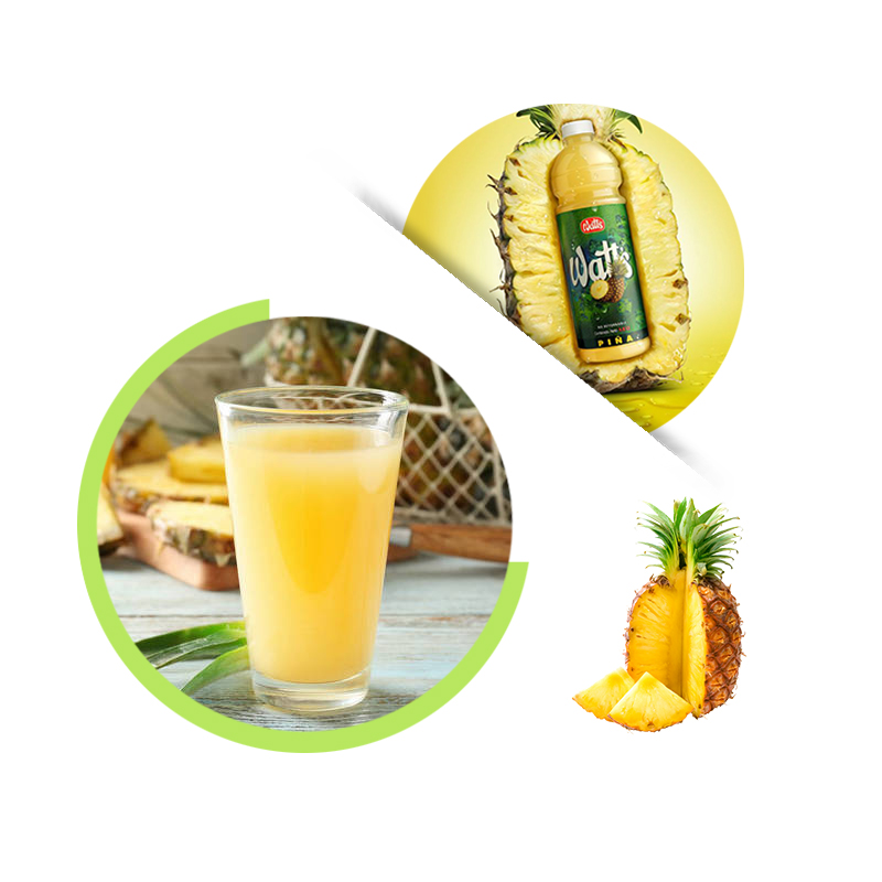 Pineapple concentrate juice, 3 times/6times Ananas juice Concentrate