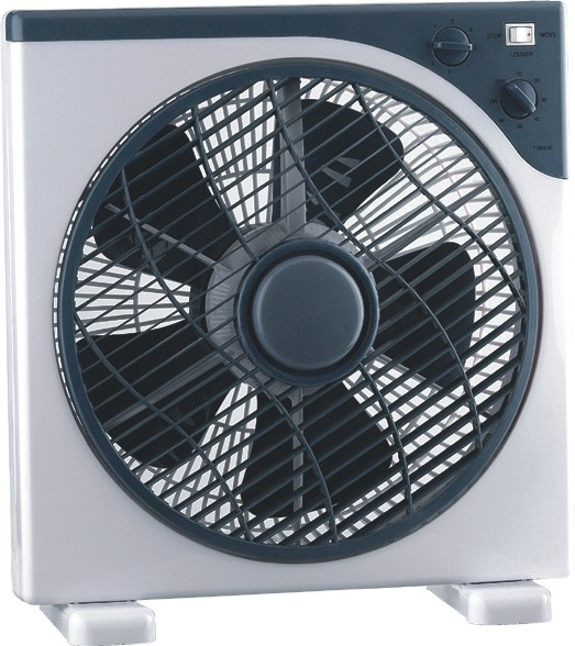 12 Box Fan CRYBF-12B