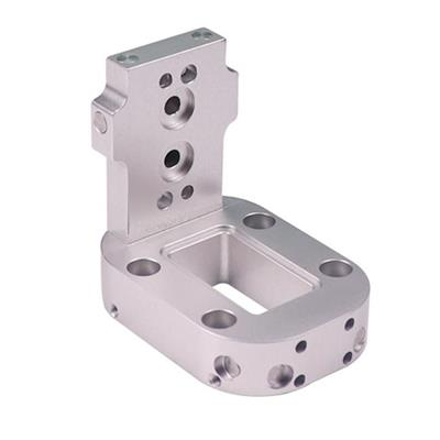 Machining Aluminum Block