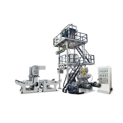 Three Layer ABA Film Blowing Machine