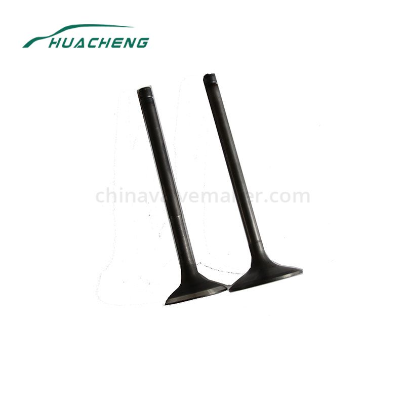 Machinery parts engine valve for Komatsu 6D108