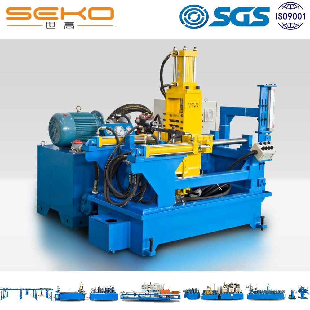 Steel Pipe Internal Weld Bead Rolling Machine