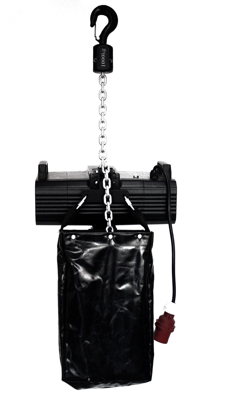 High quality 1tons 2tons Popular Concert Theater Event Stage Electric Chain Hoist