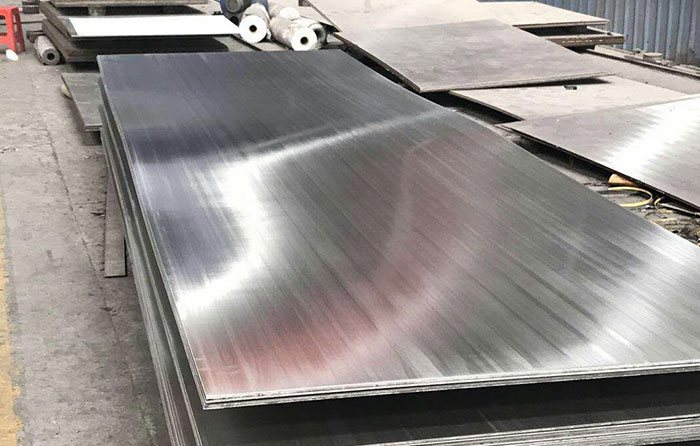 Grade 304 stainless steel