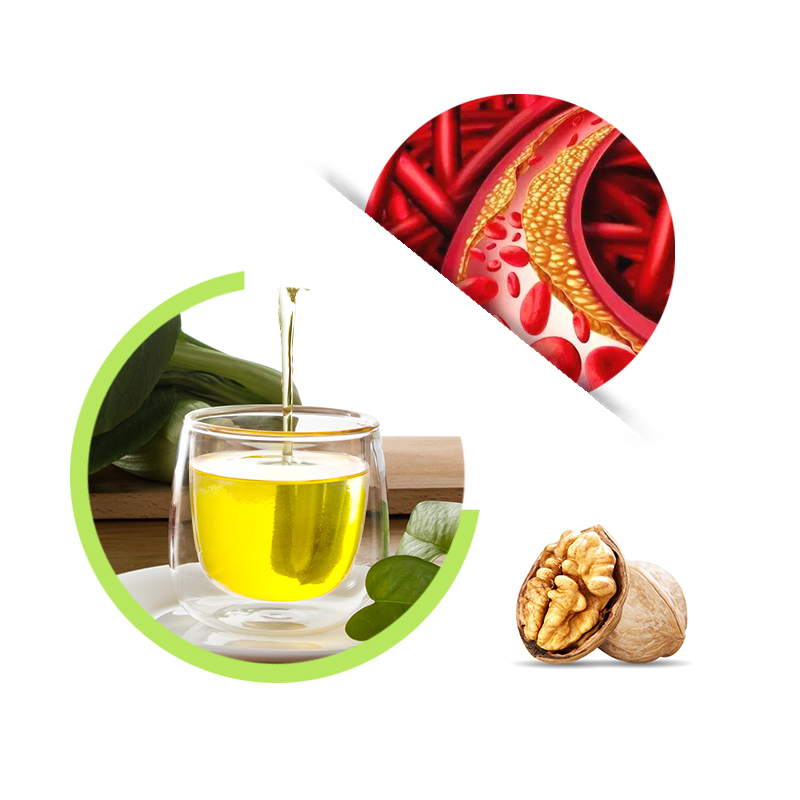 Chinese Factory Supplies 100% Physical Cold Pressing Pure Walnut Oil