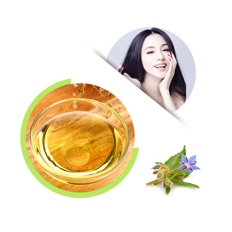 Cold Press Borage Seed Oil For Skin Care