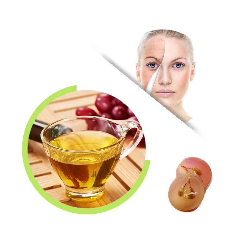 Bulk Natural grape seed oil