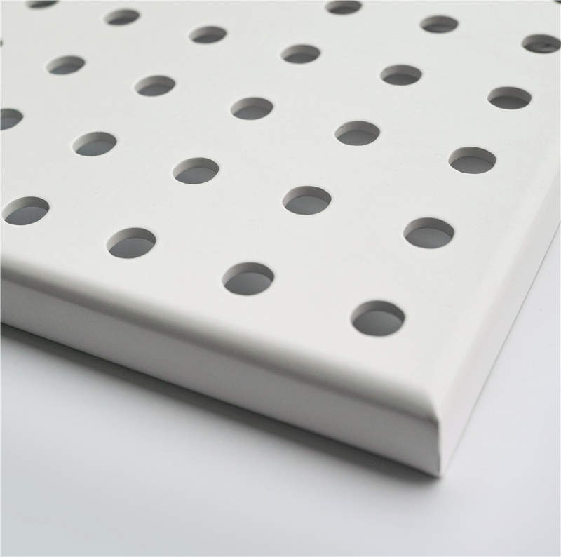 Architectural Aluminium Perforated Facade Panel for Buildings