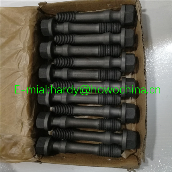 WEICHAI WD615 engine connecting rod bolt  for SINOTRUK HOWO spare part