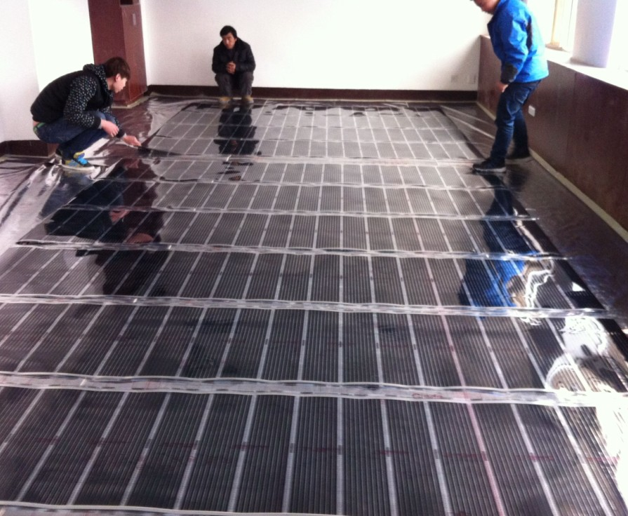 China GChina Graphene Floor Heating Filmraphene Floor Heating Film