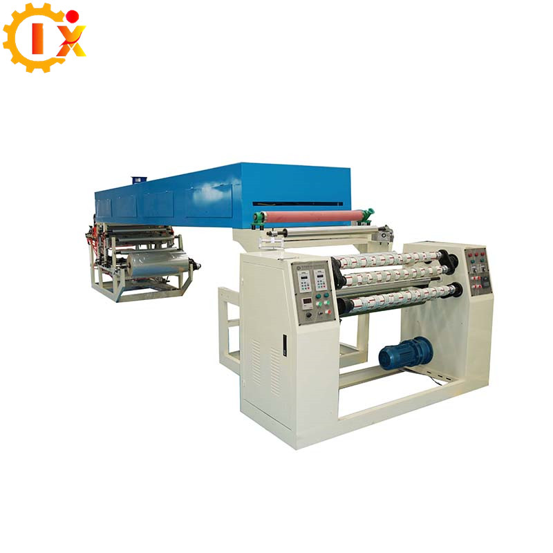GL-1000C Water Based Transfer Adhesive Tape Coating Machine BOPP Tape Production Line
