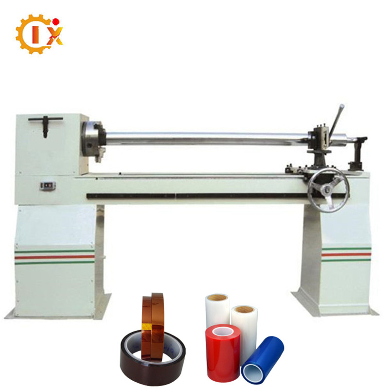 GL-706 Low price manual adhesive tape log roll cutting machine