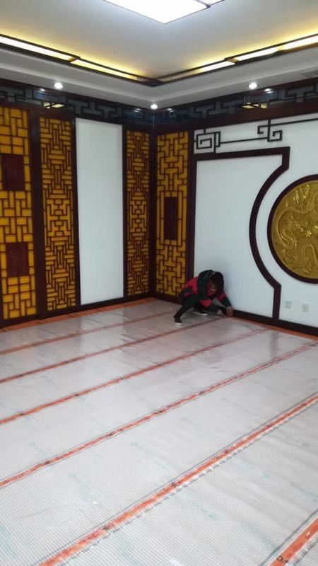 Graphene Carbon Floor Heating Film