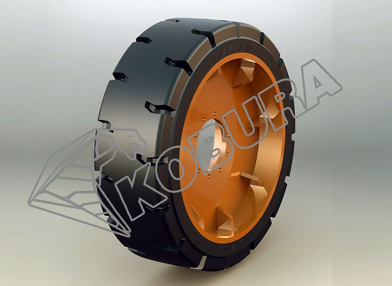 Mining Solid Tires-601