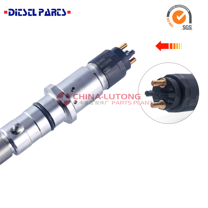 outlet mercedes injector rebuild 0 445 120 304 new fuel injectors for sale in good quality
