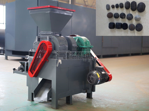 Mini Briquette Machine