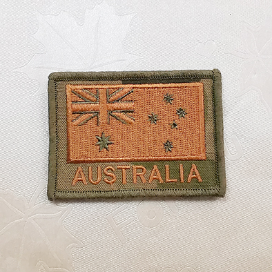 Custom Military Embroidery Supplier Embroidered patches custom