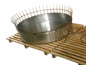 QT-1010-P Evaporation pan