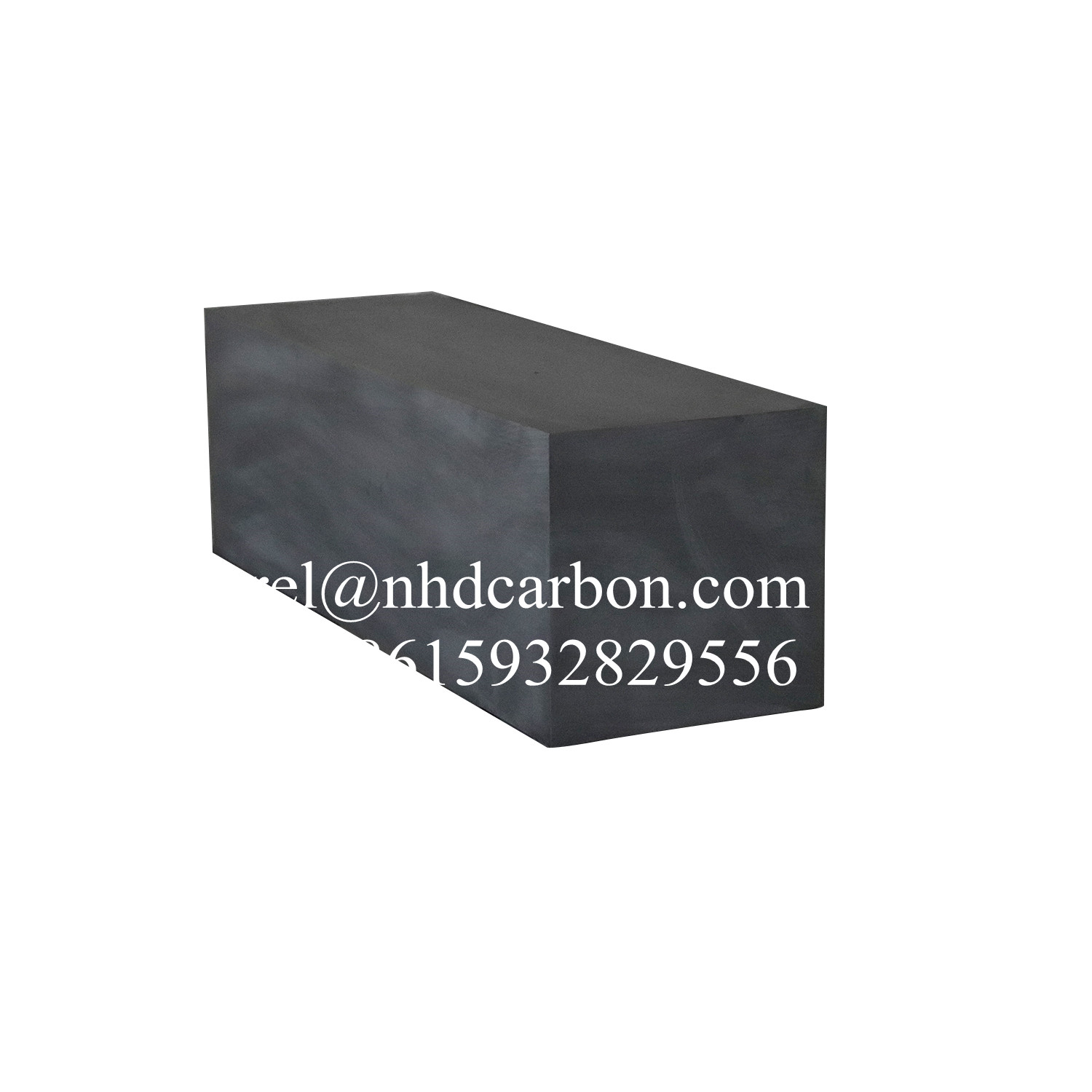High purity molded Graphite block