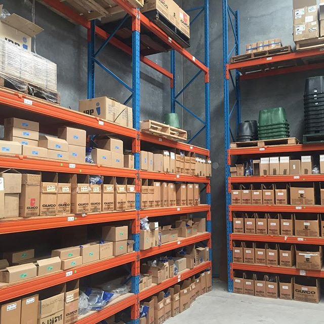 Warehouse Racking System Selective Pallet Racking