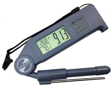 QT-PH010 pH / temperature / humidity three-in-one meter