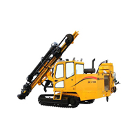 lower operation cost JK730 automatic crawler mounted drilling rig