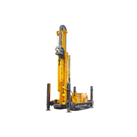 Crawler Mounted Drill Rig Factory