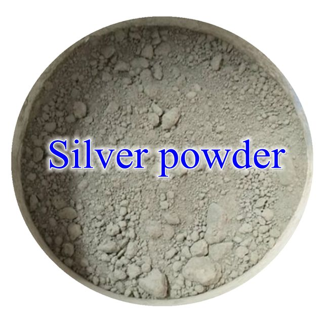 high purity metal silver Ag powder