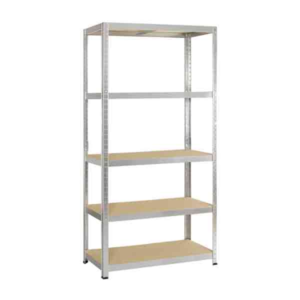 light duty slotted angle shelving for sale